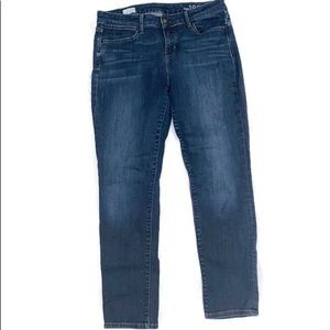 Gap Midrise Skinny Ankle Jeans size 31/12a